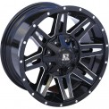 Диск литой OFF-ROAD Wheels для УАЗ черный 5x139,7 9xR18 d110 ET-12